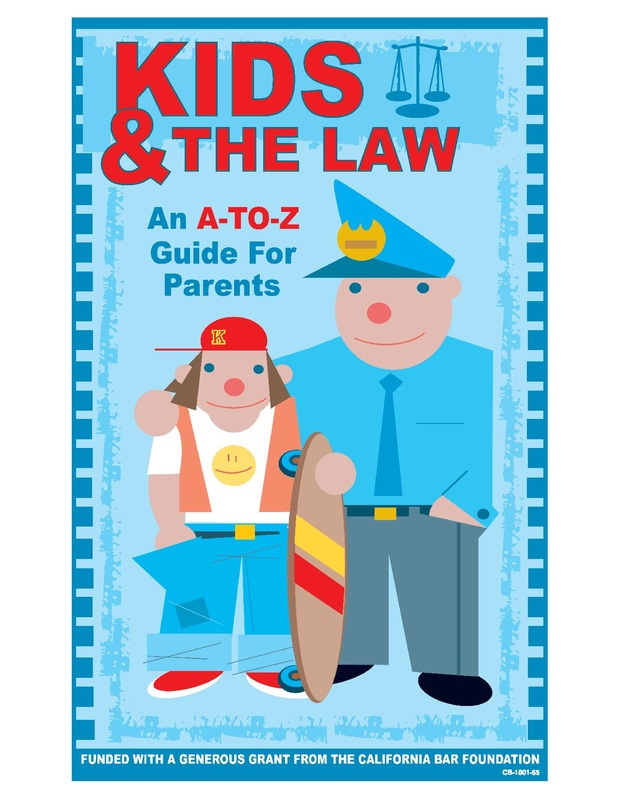 Kids and the law - a helpful resource